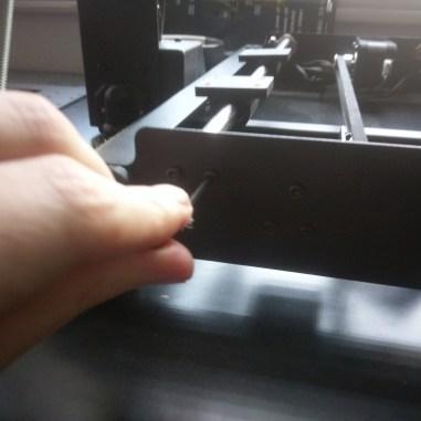 Mounting Block Front Screws