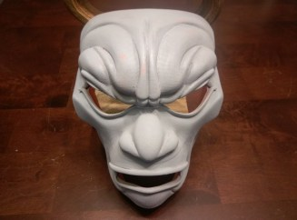 3D Printed Mask First Primer