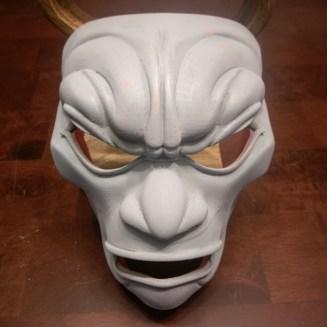 3D Printed Mask First Primer