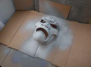 3D Printed Mask Last Primer