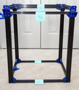 D-Bot Frame Center Beams