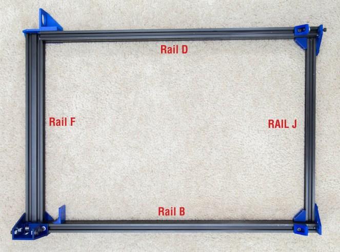 D-Bot Frame Right Side