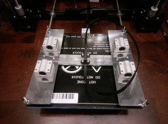 Anet A8 Carriage Plate