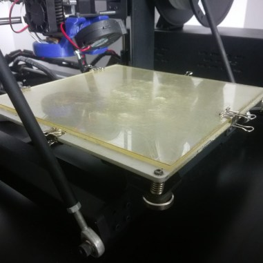 Maker Select Glass Bed