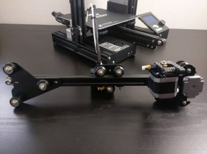 Creality Ender-3 Assembly - X Axis Complete