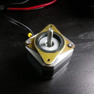 Ender 3 Y Axis Stepper Motor Dampers