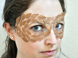 Fabric Floating Mask