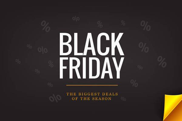 Black Friday Deals 2018 (3D Printing Edition)
