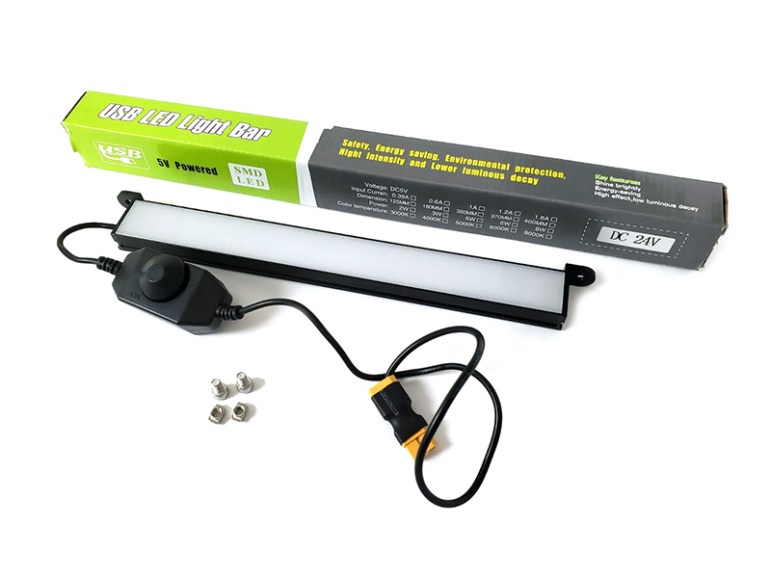 Ender 3 LED Light Bar Kit