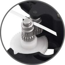 Bondtech BMG dual drive gear extruder