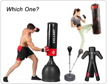 Free-Standing Punching Bag Review