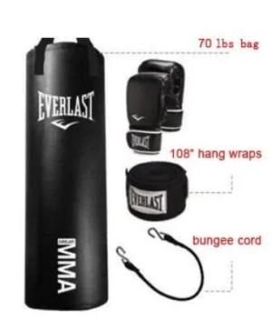 Best Affordable 70lbs MMA Bag Kit Review
