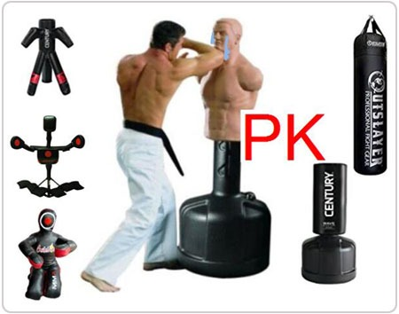 Man Shaped Punching Bags Realistic Feeling For Better Training