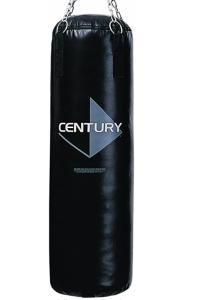 Century vinyl heavy mma bag with gloves