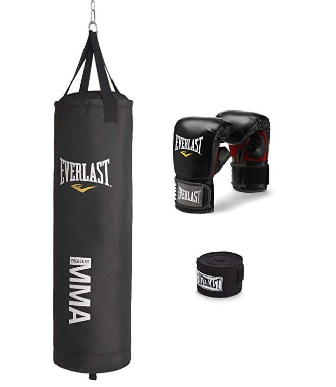 Heavybag Anchor Heavy Duty Punching Bag Base with Chain
