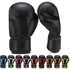 Elite protective gloves for punching bag
