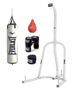 everlast heavy bag and stand reviews
