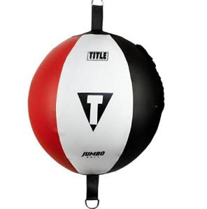 title jumbo ball double end bag review