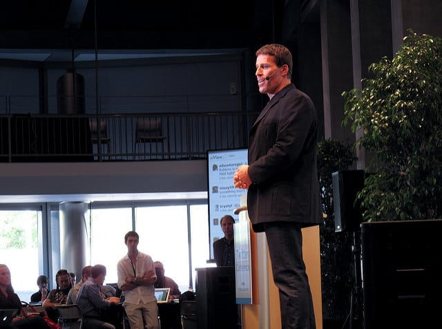the tony robbins events empower you to take charge of your life