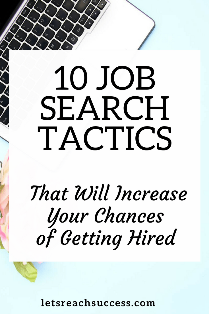 Here are some things you should definitely do and a few you need to avoid when searching for a job if you want to land the right one: #jobsearch #career