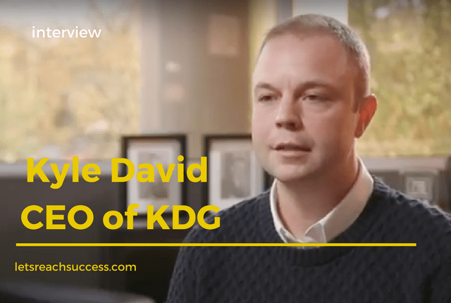From an Entrepreneur at 14 to a Leading Expert in The IT Industry: Interview with Kyle David