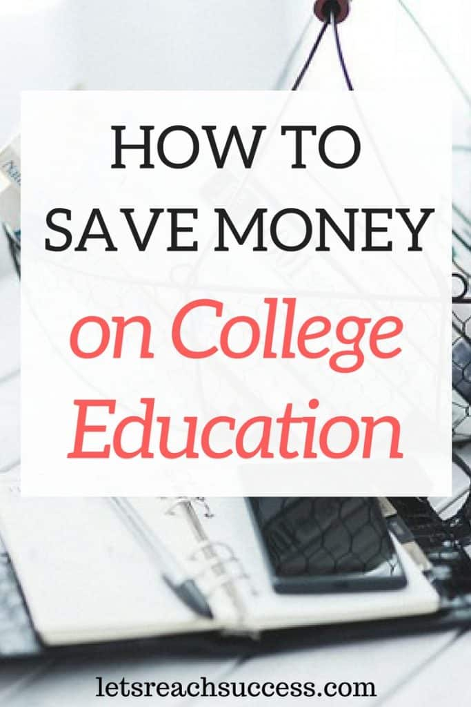 There are lots of benefits to be had from getting a degree at a university, including getting a job sooner, being paid more, having more job security, and more. But there are also plenty of costs which go along with these studies. To help you get a degree without debt, here are some ways to save on your college education. #debtfree #savemoney #college #education