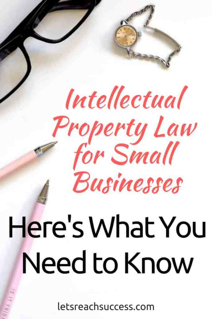 Intellectual property laws protect the intangible assets of your business: your writing, your inventions, and your designs. So you can imagine how vitally important it is for business owners to know the laws and use them to their advantage. Here are the basics: