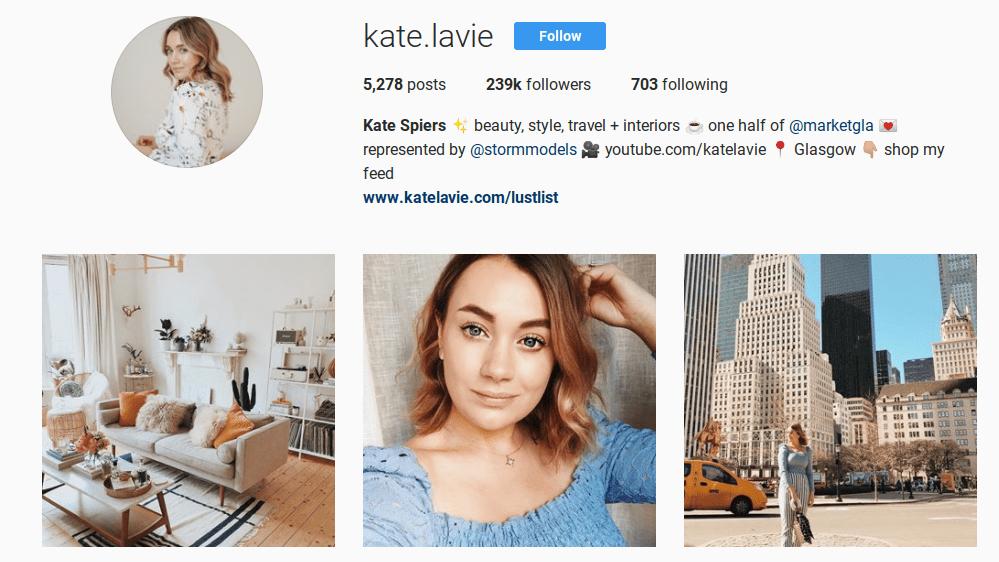 influencer marketing instagram