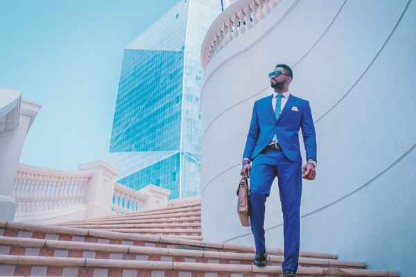 5 Reasons to Dress for Success