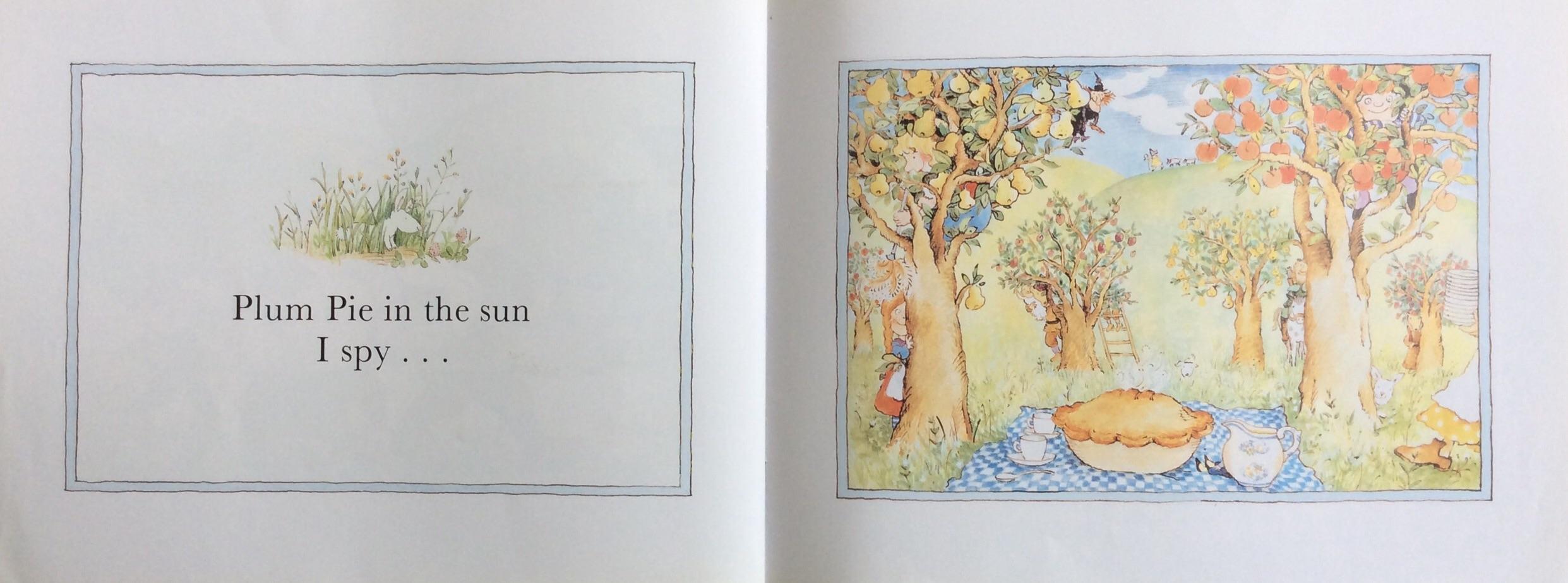 Each Peach Pear Plum Janet And Allan Ahlberg