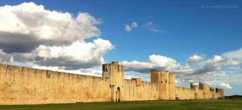 Aigues-Mortes Remparts