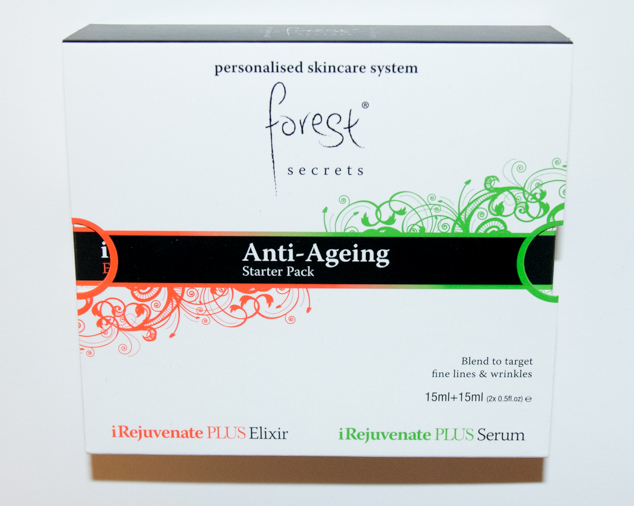 Forests Secrets Anti Aging Starter Pack