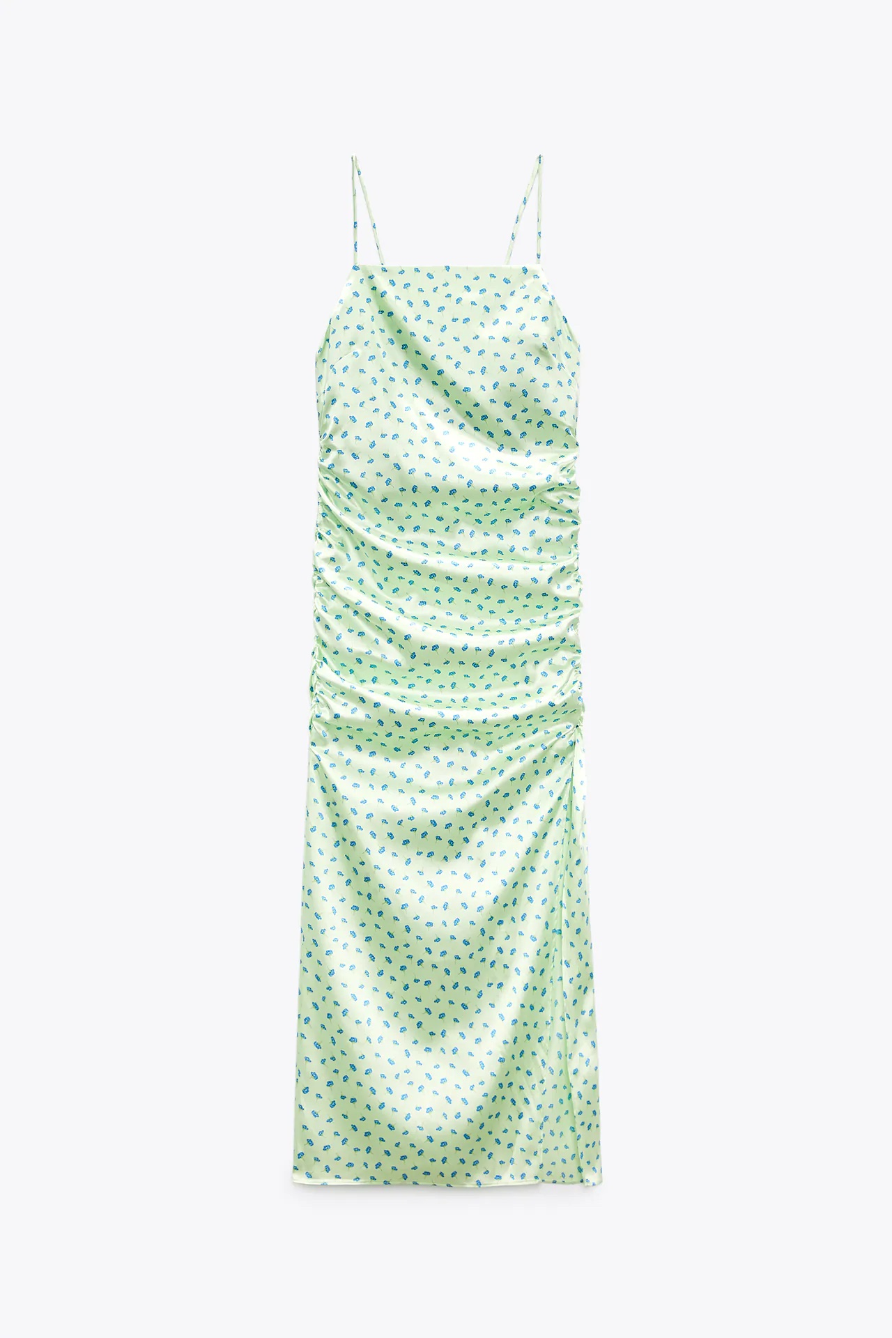 zara spring collection dress