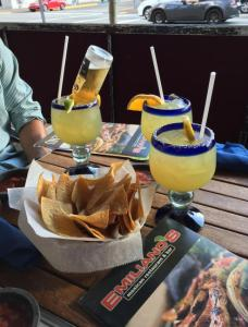 Chips and Margaritas on National Taco Day