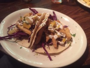 Smiling Moose's Fish Tacos