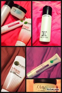 My face creams essentials!