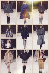 Get on the front row of the unique AW14 TOPSHOP catwalk!