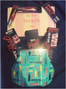 Thank you Benefit & Look Magazine!
