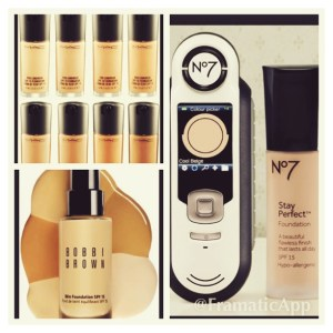 My Foundations!