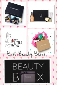 Beauty Box, Have you chosen yours?