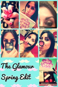 The Glamour Spring Beauty Edit!