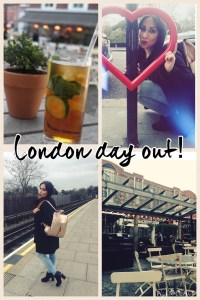 London day out!