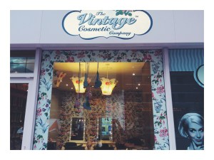 The Vintage Cosmetic Company Blow Dry Bar