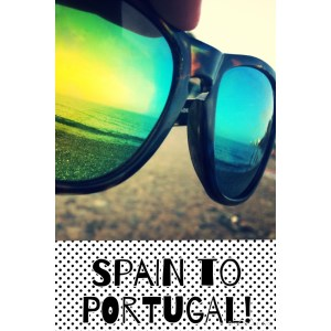 Spain to Portugal by car