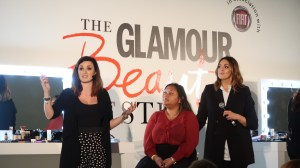 The Glamour Beauty event