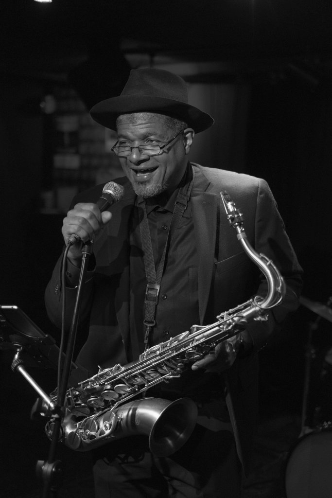 Jeff Robinson - Host of Let's Talk About Sax