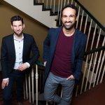 Das Housy Gründer Duo: Sebastian Melchert und Raymond Naseem.