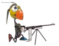 Machine Gun Ant – Sergeant Gunnery