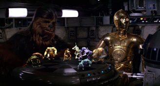 Star Wars Dejarik