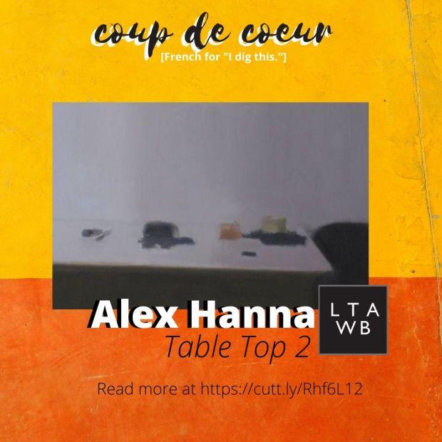 Alex Hanna Art for sale